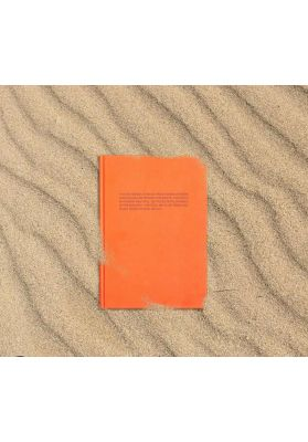 PANGAIA | Free tree notebook | Orange