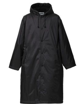 CDG Coat | black color