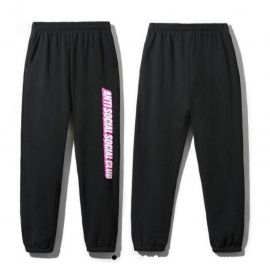 ASSC | sweatpants | black