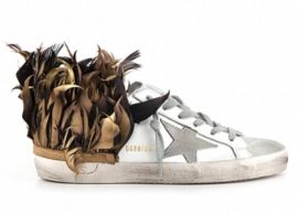 Golden goode - brown feathers limited edition