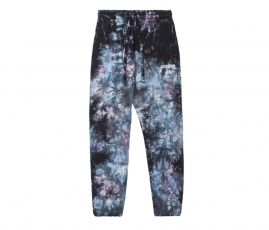 Talentless tie dye pink touch track pants