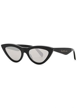 Celine black Cat Eye