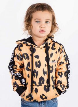 Kids collection | Leopard hoodie